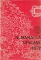 ALMANACCO TOSCANO 1978