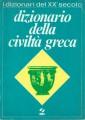 DIZIONARIO DELLA CIVILTA' GRECA