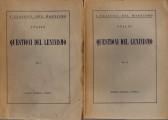 QUESTIONI DEL LENINISMO traduzione di Palmiro Togliatti