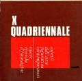 X QUADRIENNALE. Aspetti dell'arte figurativa contemporanea Nuove ricerche d'immagine