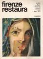 FIRENZE RESTAURA. Il laboratorio nel suo quarantennio Mostra Firenze 1972