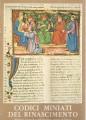 I CODICI MINIATI DEL RINASCIMENTO nella biblioteca  comunale e dell'Accademia etrusca di Cortona