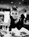 Audrey Hepburn colazione da Tiffany