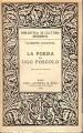 La poesia di Ugo Foscolo