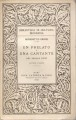 Un prelato e una cantante del secolo XVIII lettere d'amore