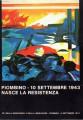 Piombino 10 settembre 1943 Nasce la resistenza