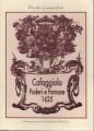 Cafaggiolo poderi e fornace 1625