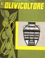 L'olivicoltore rivista olearia italiana anno XV aprile 1938