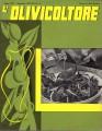 L'olivicoltore rivista olearia italiana anno XV settembre 1937