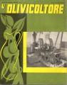 L'olivicoltore rivista olearia italiana anno XV gennaio 1937