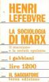 La sociologia di Marx