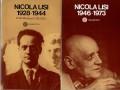 Nicola Lisi 1928-1944 1946-1973 invita alla lettura Carlo Bo