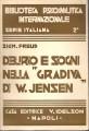 Delirio e sogni nella gradiva di W Jensen