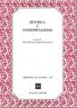 Retorica e interpretazione atti del seminario Trento Marzo 1993