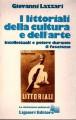 I littoriali della cultura e dell'arte intellettuali e potere durante il fascismo