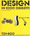 Design in 1000 oggetti  701-800