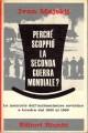 Perché scoppiò la seconda guerra mondiale le memorie dell'ambasciatore sovietico a Londra dal 1932 al 1939