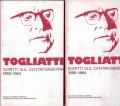 TOGLIATTI scritti sul centrosinistra (1958-1964)