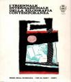 1^ TRIENNALE INTERNAZIONALE DELLA XILOGRAFIA CONTEMPORANEA