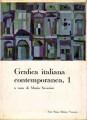GRAFICA ITALIANA CONTEMPORANEA nel Gabinetto dIsegni e stampe dell'Ist. di Storia dell'Arte dell'Univ. di Pisa. I vol. A-B