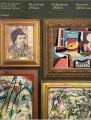 DA VAN GOGH A PICASSO. DA KANDINSKY A POLLOCK. IL PERCORSO DELL'ARTE MODERNA. Mostra Venezia 1990 Palazzo Grassi