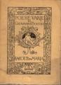 Poesie varie di Giovanni Pascoli  raccolte da Maria
